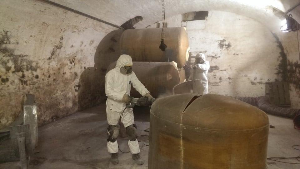 öltankentsorgung Hamburg öltankentsorgung demontage lenhart meine saubere tankentsorgung